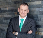 Pieter Bensch, Sage Managing Director, Africa and Middle East