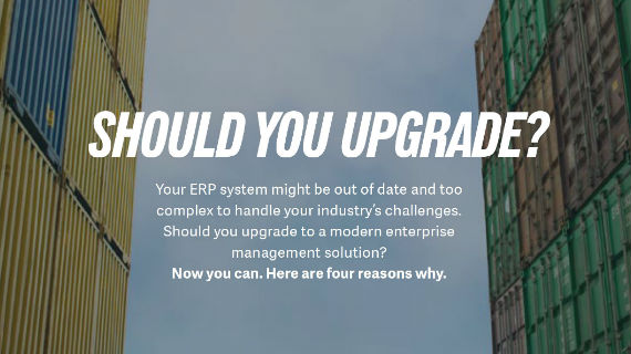 Sage Solutions for Large Businesses - 4 Reasons to Upgrade