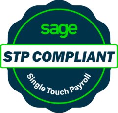 Sage - Single Touch Payroll Certified