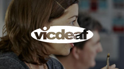 Sage Australia Customer Stories - vicdeaf