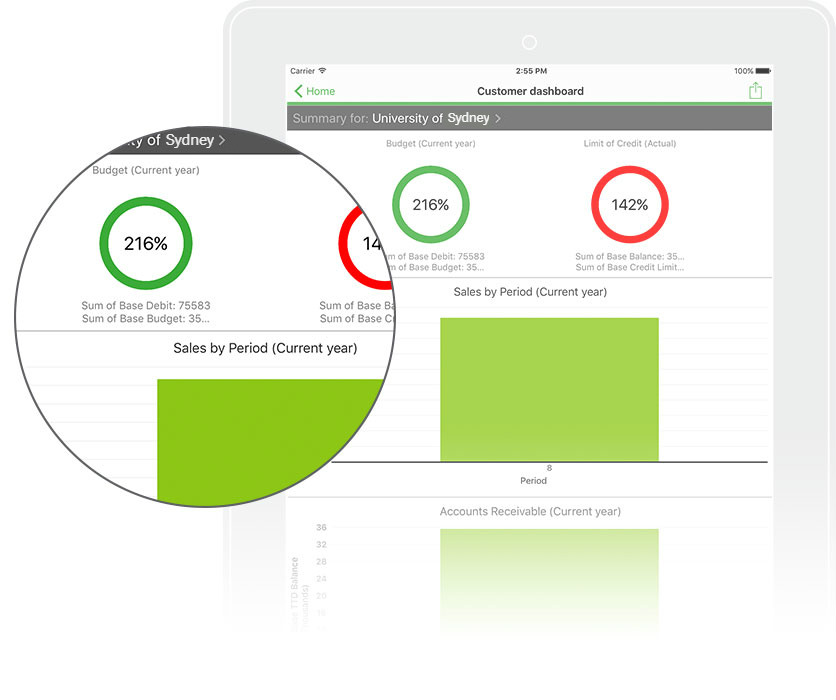 Sage Business Cloud Financials - APIs