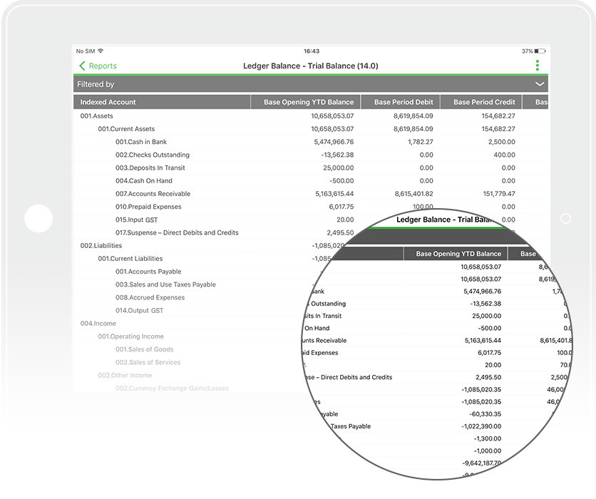 Sage Business Cloud Financials - Automated Feeds