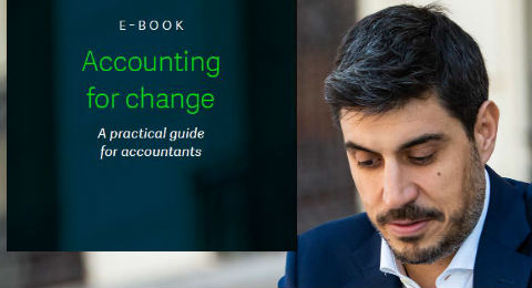 Sage Solutions for Accountants  - Accounting for Change