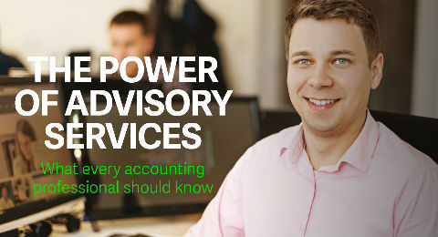 Sage Solutions for Accountants  - Power of Advisory Services