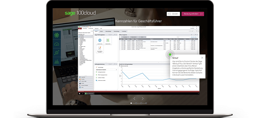 Produkttour Sage100cloud