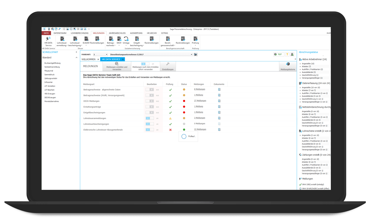 Sage HR Suite Cloud Plus Ihre Moderne Personalsoftware