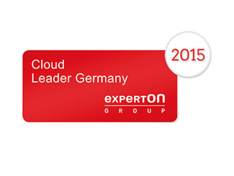 Experton Cloud-Leader Germany