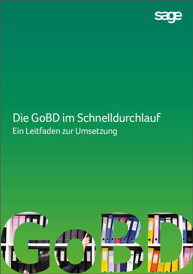 GoBD Leitfaden