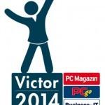 Der Victor Leser Award 2014 wird an die besten IT-Hersteller vergeben.