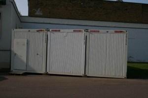 Wie alles begann: die erste Version für Sage einfachLohn wurde streng geheim in einem Baucontainer entwickelt.