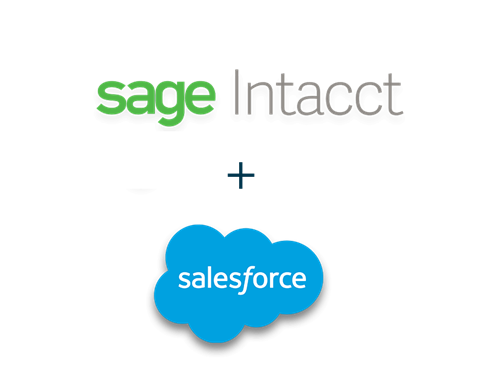Sage Intacct + Salesforce