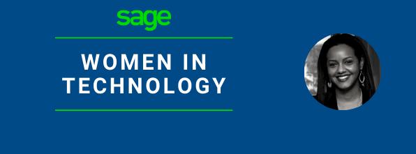Yodit Teklemariam - Sage Women in Technology banner