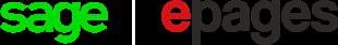 Sage Epages partnership logo