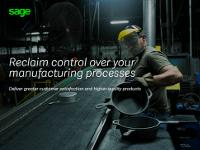 Sage Industry Services | Sage UK