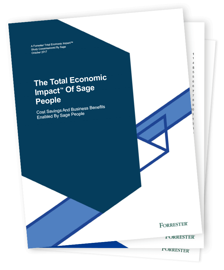 Discover the ROI of Sage People