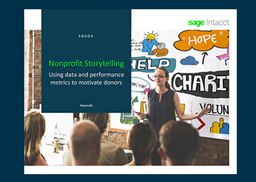 Leverage data and insights to better tell your story for donors