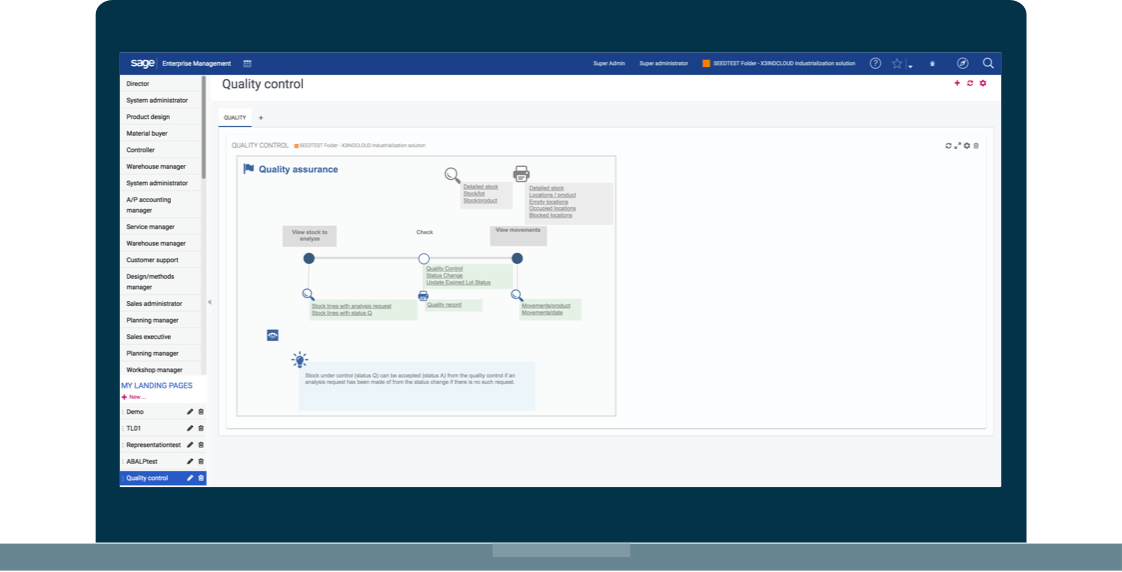 Gain actionable insights screenshot