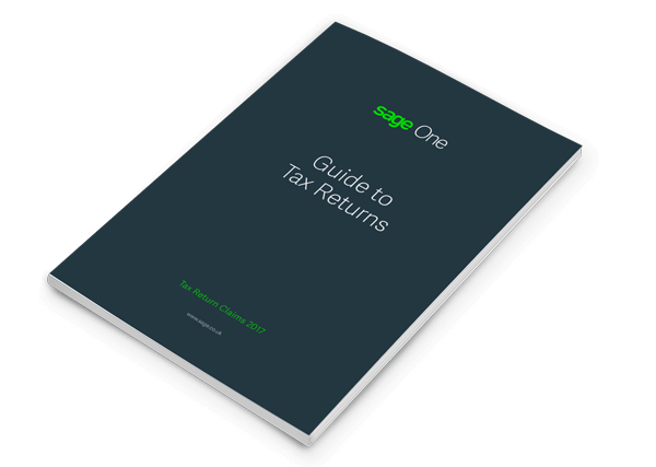 Front cover of Sage Guide to Tax Returns