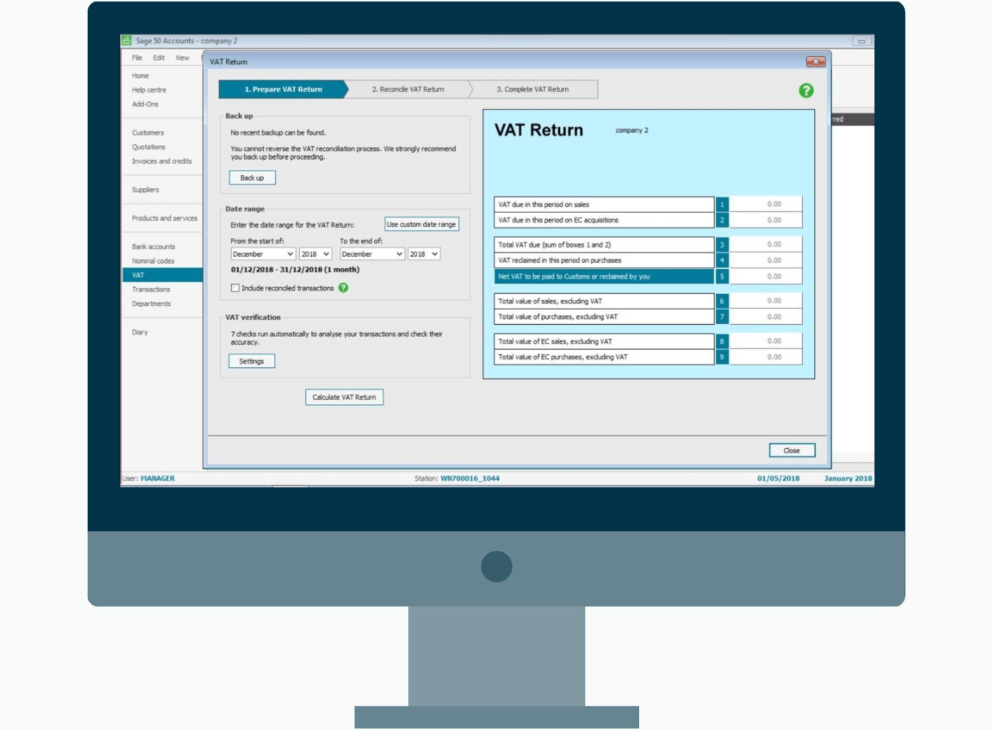 VAT and MTD video