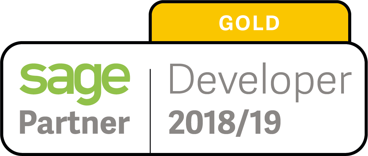 Sage Partner Developer Authorised Gold