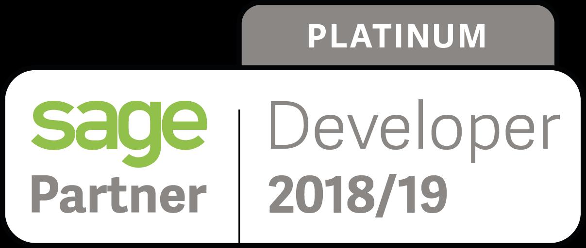 Sage Partner Developer Authorised Platinum