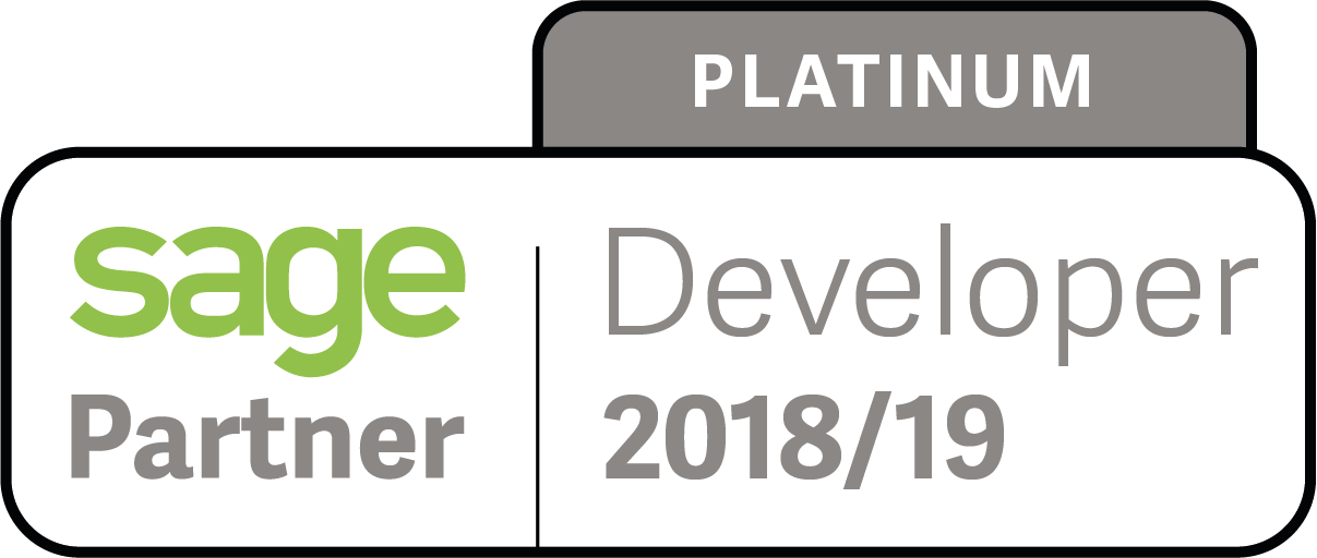 Sage Partner Developer Authorised Platinum