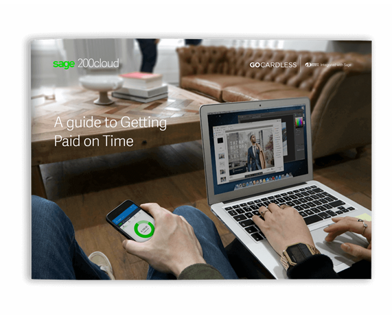 Get paid on time - Sage 200cloud