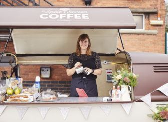 "Jen Walker, The Split Screen Coffee Company: ""Small Business Saturday fits our ethos of using local suppliers"""