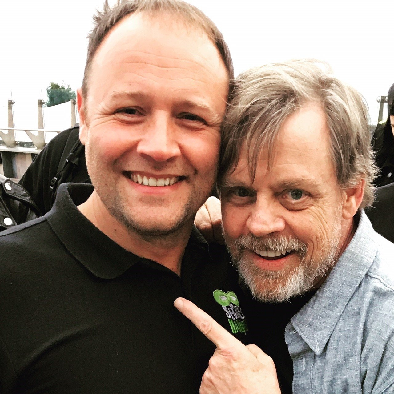 Even Luke Skywalker is a fan of Secret Hamper