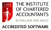 Accredited by the Institute of Chartered Accountants