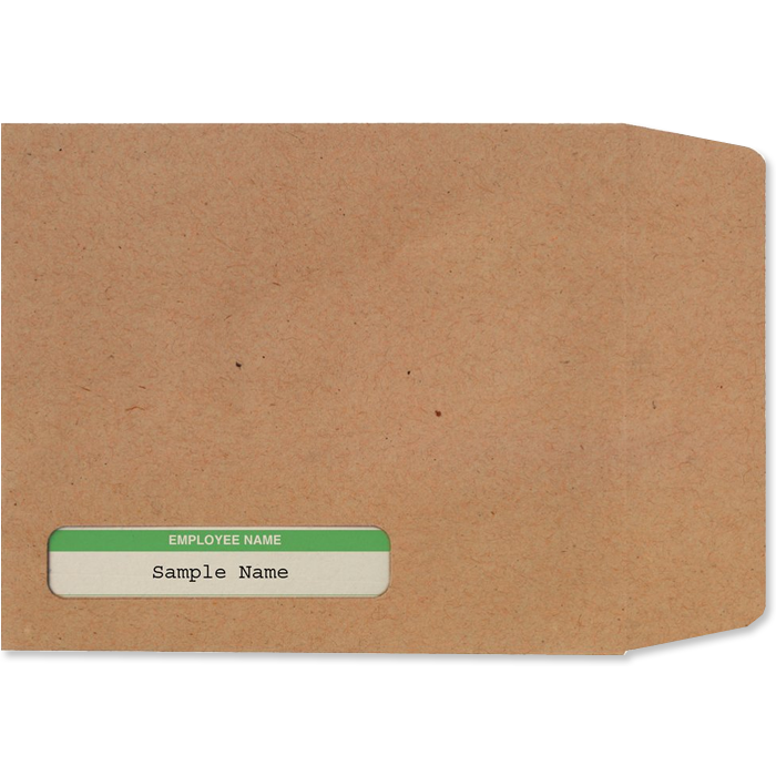 Sage Payslip Envelopes