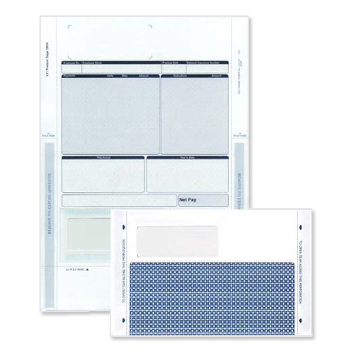 Sage Payslip Self Seal Mailers Stationery Sage Store