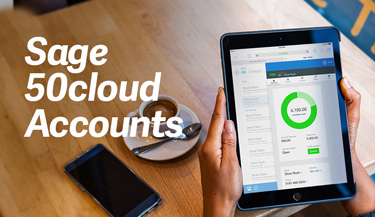 Sage 50cloud Accounts