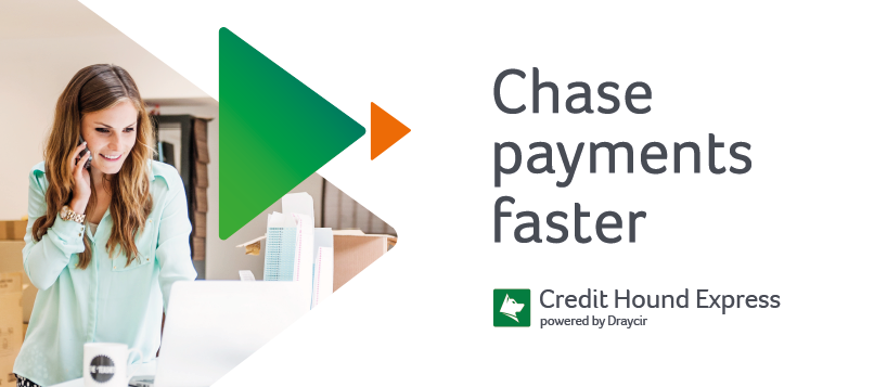 Chase payments faster with Credit Hound Express