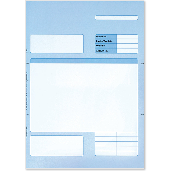 Sage Invoices Accounts Stationery Sage Ireland Store - Invoice 50