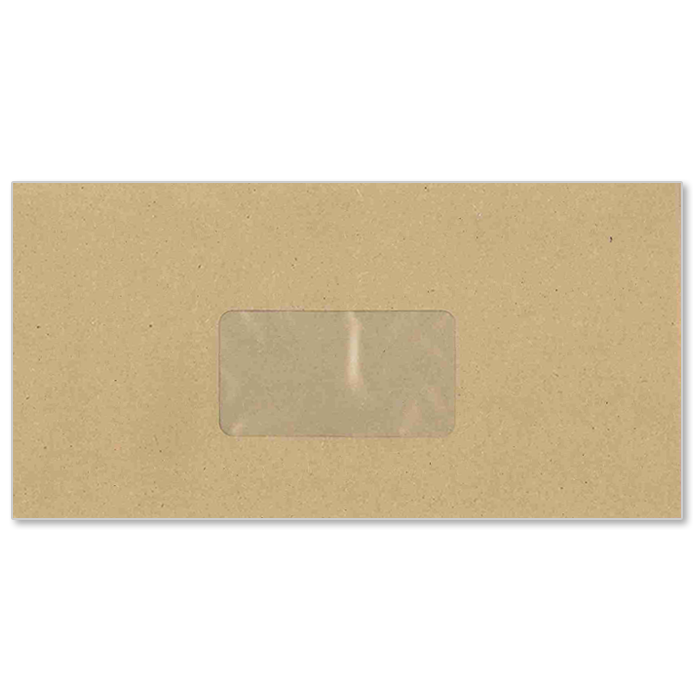 Cheque envelopes compatible with the MP051 continuous payslips