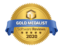Sage X3 wins Gold Medal from Software Reviews 2020