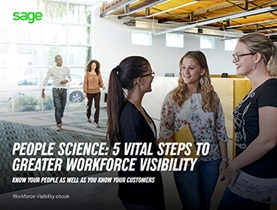 Discover how to improve visibility of your workforce