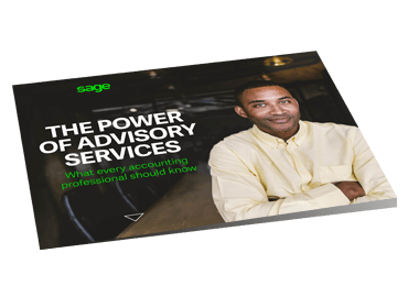 Front cover of the Sage eBook: The Power of Advisory Services