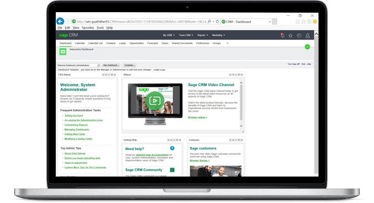 Sage CRM Pricing & Community | Sage US
