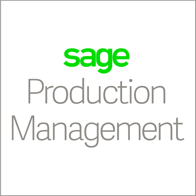 Sage Production Management logo