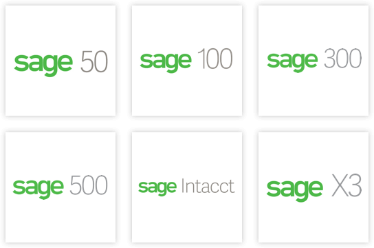 Sage Fixed Assets integrations
