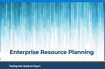 Enterprise Resource Planning Data Quadrant Report