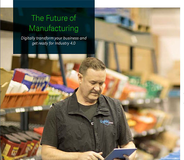 The future of manufacturing cover