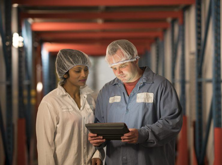 Report: How process manufacturers are planning for a brighter future