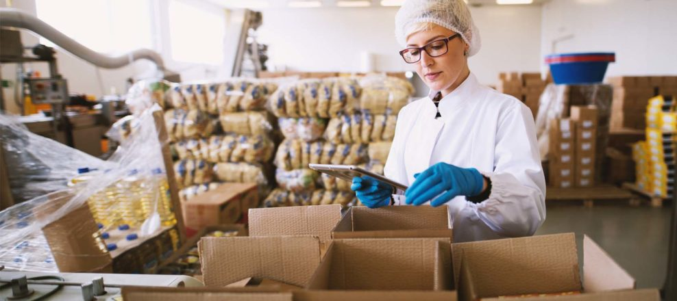 The secret ingredient to effective traceability and efficiency: Sage X3