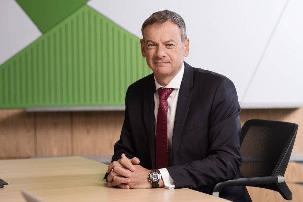 Photo of Pieter Bensch: Sage Executive Vice President, Africa and Middle East