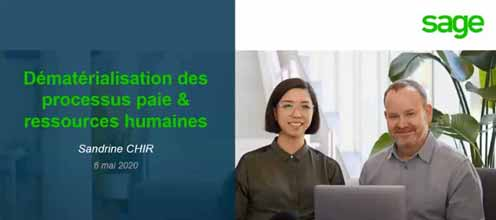 Replay Webinar : Digitalisation des processus Paie & Ressources humaines