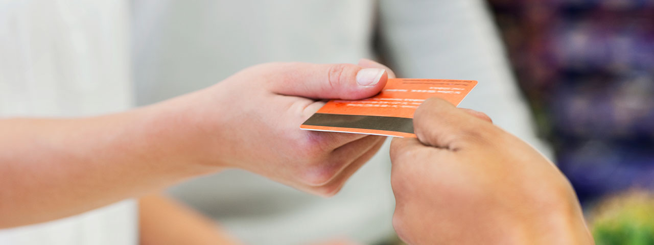 Secure debit and credit card processing