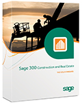 Sage 300 Construction and Real Estate - complete construction software solution